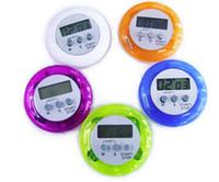 Wholesale 5pcs Magnetic kitchen Timer Electronic Timer Fridge Magnet kitchen Clock