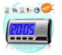 Wholesale Alarm Clock With Hidden Camera Wireless Remote Control SPY Clock pc