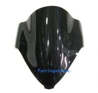 Wholesale Sportbike fairing black windscreen Windscreens SUZUKI windshield For GSX R1300 Hayabuza