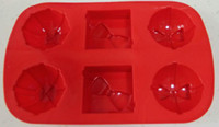 Wholesale re useable Silicone cake mold muffin cupcake stars flowers Jelly pudding chocolate cookie