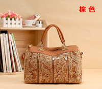 Wholesale New Hot Bags Fashion Bags lace over lady s bag woman s bag Hand Bags colors can drop shipping