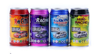 Wholesale Coke Can Mini RC Radio Remote Control Micro Racing Car