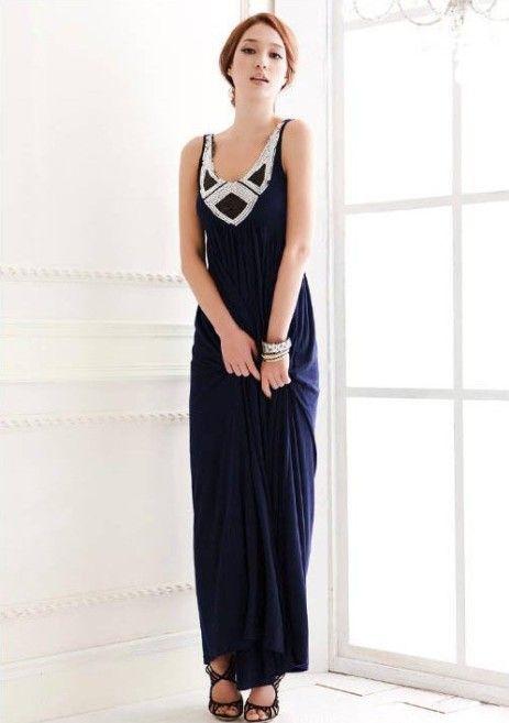 Maxi Cocktail Dress - Ocodea.com