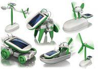 Wholesale Novelty Tops solar energy transmutation toy a development intelligence assembly children kid gift toy