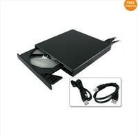 Wholesale Brand New USB External Slot Loading UJ J C DVD R RW Drive Burner superdrive