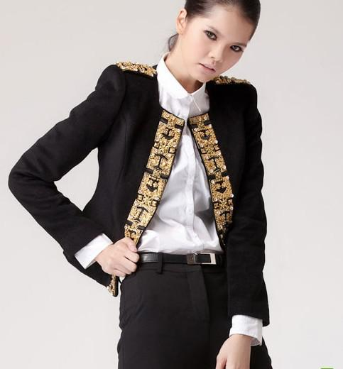 Womens short military jackets – Jackets photo blog