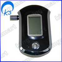 Wholesale New Digital Breath Alcohol Analyser Tester Breathalyser