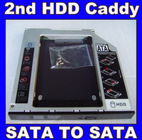 Wholesale 2nd hard drive HDD Caddy bay adapter For Apple imac quot quot quot iMac