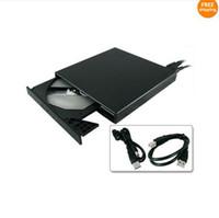 Wholesale New Original mm UJ External USB CD DVD RW Multi burner Optical Writer drive