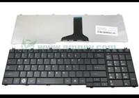 Wholesale New Laptop keyboard FOR Toshiba Satellite C650 C655 C655D C660 L650 L655 L670 L675 L750 L755 Black US layout NSK TN001