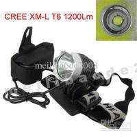 Wholesale CREE XM L T6 Lumen LED Bicycle Light Lamp Light