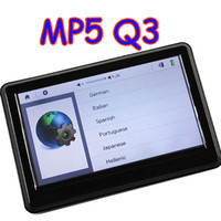 Wholesale Q3 inch MP5 resistive screen MP5 MP GB GB GB available