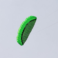 Wholesale 2012 lowest price Funny Brand new m Line Stunt Parafoil Power Sport Kite