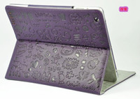Wholesale Faerie Series Cute Leather Case Cover STAND For ipad2 iPAD sample