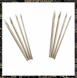 Wholesale 100 Body Piercing needles Assorted Sizes Sterile Needles Supply