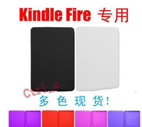 Wholesale 100pcs Case screen protector For Amazon Kindle Fire Soft Silicon Case Back Cover