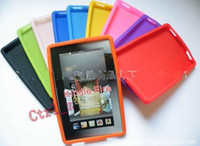 Wholesale Silicone Case Skin Cover for Amazon Kindle Fire