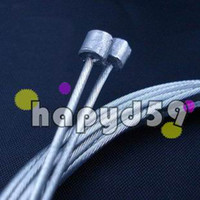 Wholesale 10pcs road bike transmission lines MM M mountain bicycle derailleur cable speed line