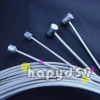 Wholesale free ship set mountain bicycle road bike derailleur cable brake cable brake wire line speed line set