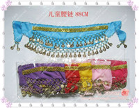 30pcs lot kid belly dance belt children belly dance hip scar...