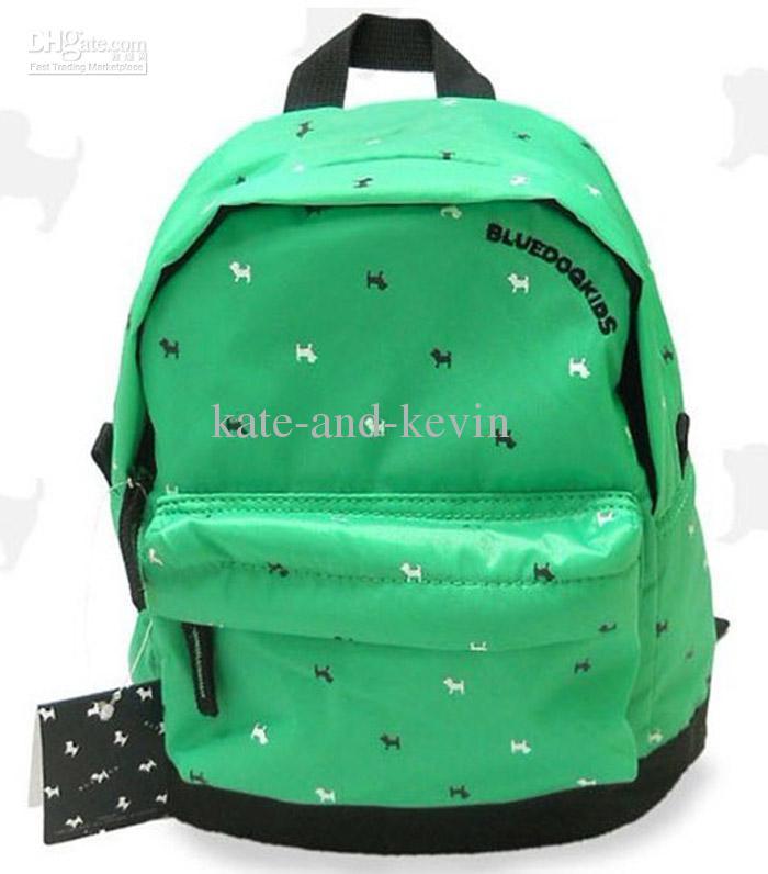 3b48ab612e04 Backpacks For Baby Girl. baby backpack girls s Blue Dog schoolbag knapsack  backpack Shoulders .
