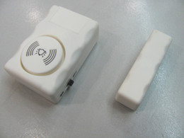 Wholesale Electronic security device Magnetic Safety Door Window Wireless Sensor Entry bell Anti theft System
