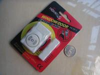 Wholesale Home office protection Magnet Burglar Security Alarm device Door Window Wireless Sensor Entry Open