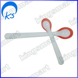 Wholesale Soft Edge Spoons Sensor For Baby Hot Safe Spoons