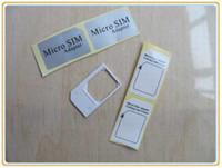 Wholesale STD Standard card CUTTER Converter Micro sim adapter MicroSim SIM Cut adaptor for Mobile phone