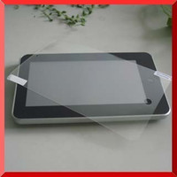 Wholesale Screen Protector special fit for inch Andoird Tablet PC VIA Android