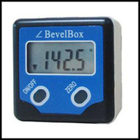 bevel protractors - Bevel d Digital Angle Protractor w Magnetic Base Mini Inclinometer Finder