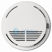 Wholesale Wireless Smoke Detector sensor for Wireless GSM Alarm System Fire Alarm for House Residence Security