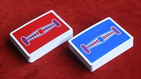 Wholesale 5 PVC jerry s nugget playing cards magic trick magic tricks magic sets magic props magic show
