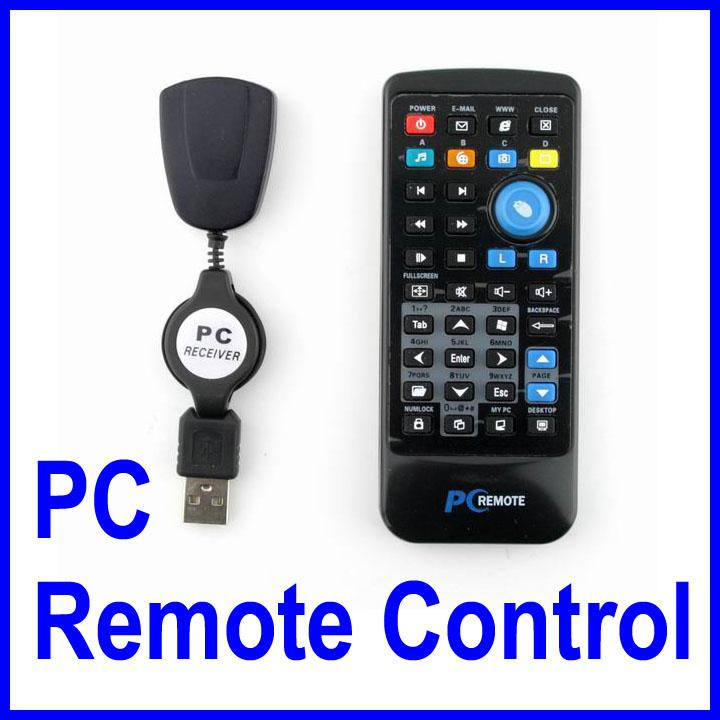 Usb Remote Control Controller Pc Laptop Computer Xp Vista Win7 ...