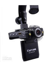 Wholesale 9034 P Portable car dvr degree view angle quot LCD Rotation K2000