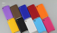 Wholesale 300pcs Silicon Back Cover Case with smart bean For with red blue yellow etc DHL