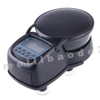 automatic pond feeders - LCD Auto Automatic Aquarium Pond Pet Supply Fish Timer Food Tank Feeder New