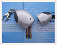 Wholesale Keychain Anti Lost Baby device Pet Child Vibration Theft Security Bell Alarm Tracker article Monitor