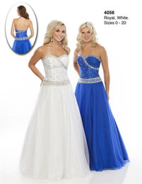 Wholesale In stock US beaded sweetheart satin formal evening prom Dress party Graduation Dresses AJ44