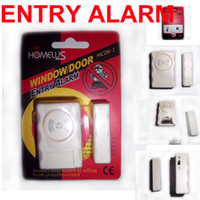 Wholesale HOMELUS WINDOW DOOR MC06 ENTRY ALARM SYSTEM SECURITY SYSTEM