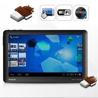 Wholesale 7inch touch screen tablet pc MID Android wifi Inch Tablet PC XBurst GHz Wifi GB