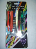 Wholesale for iphone Repair Opening Tools Pentalobe Kit Cell Phones Tools for G tool in a kit