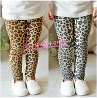 factory clothes - 2016 New Children Leggings Baby Girls Classic Leopard Leggings Girl Legging Pants Children Clothing Trousers Kids Clothing Factory Direct