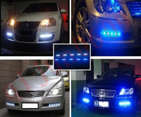 Wholesale Car Accessories Decoration LED Lights Strips SMD Driving Lamp Styling Moulding Trims cm xmas gift