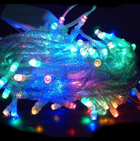 Wholesale Colorful LED m V String Decoration Light for Christmas Party Wedding Multicolour H4829