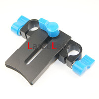 Wholesale Lens Bracket Rod Clamp for mm Rod DSLR Rail System Support Magic Arm Monitor Follow Focus