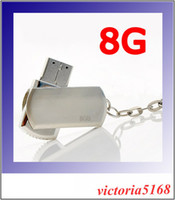 Wholesale Hotest Full capacity GB Key Chain USB Flash Drive