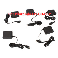 For NDS 100-240V 5.2V Chargers AC Charger For Nintendo DS GBA SP 5.2V US Standard Ship From USA 50pcs lot V7201
