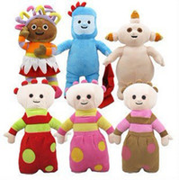Wholesale New In The Night Garden Children Plush Toy Stuffed toy Figure Plush dolls Garden plush