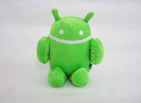android stuffed toy - Android Robot Plush Toys Stuffed Dolls Inch Android Pillow Google Plush